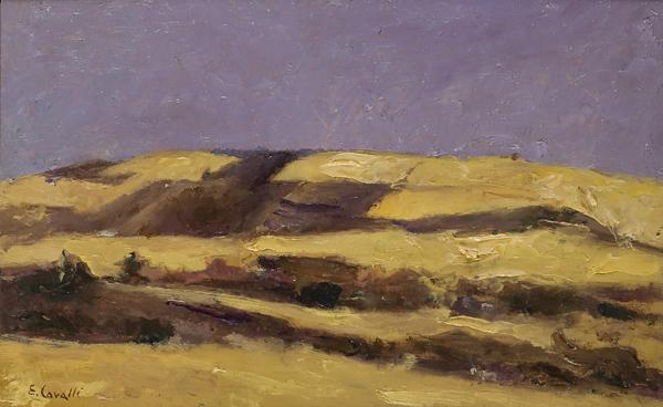 Campi di grano, 1969 ca.