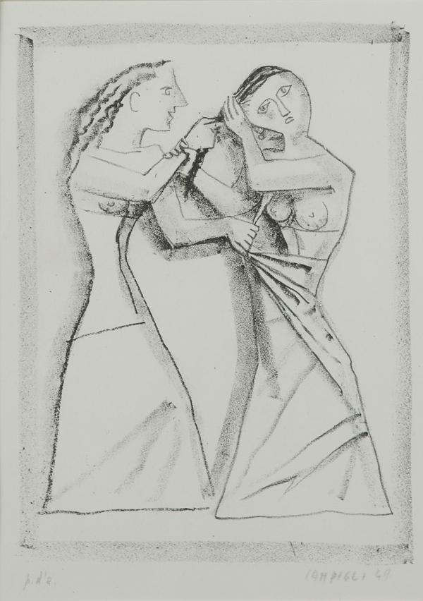 Arianna II – Ariadne, 1948