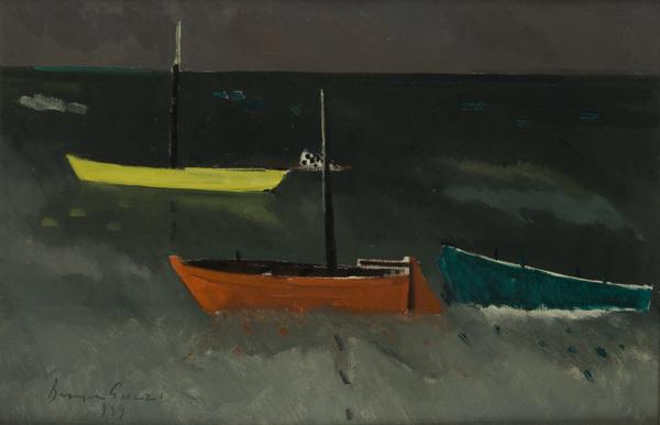 Barche, 1959