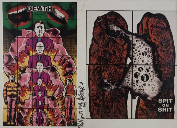 Death + Spit on shit, 1984