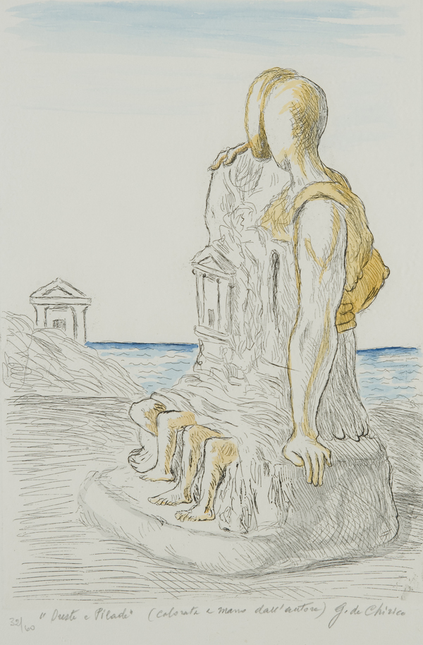 L'Amico consolatore – (Oreste e Pilade), 1969