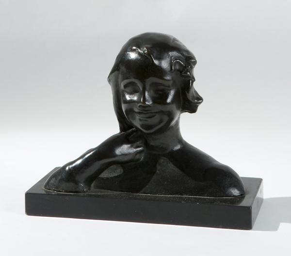 Busto di bambina, 1910/'15