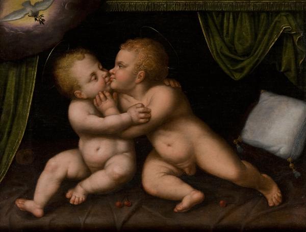 Gesù Bambino e San Giovannino