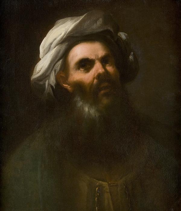 Ritratto di uomo con turbante