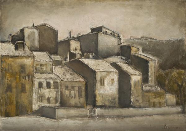 Paesaggio, 1956