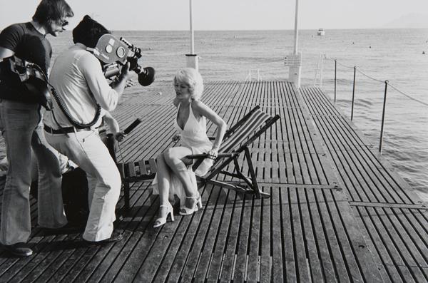 Festival de Cannes, tribute to Marilyn Monroe, 1985