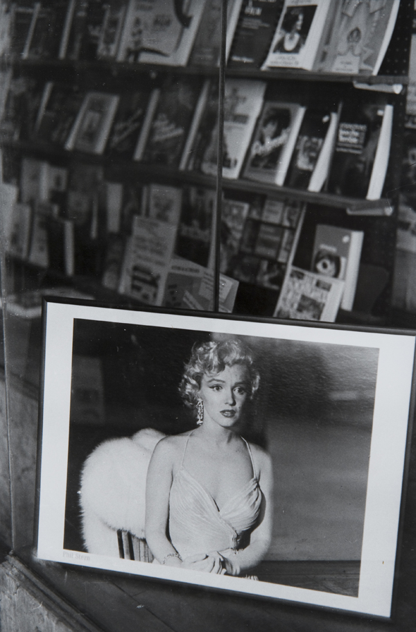 Tribute to Marilyn Monroe, ca. 1980