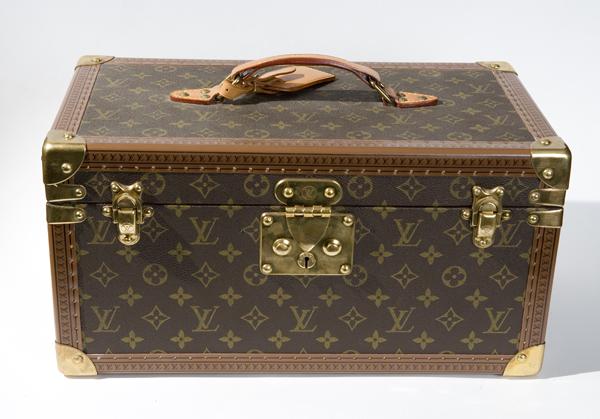 Louis vuitton louis vuitton gioielli orologi e argenti asta 82 minerva auctions - Porta orologi louis vuitton ...