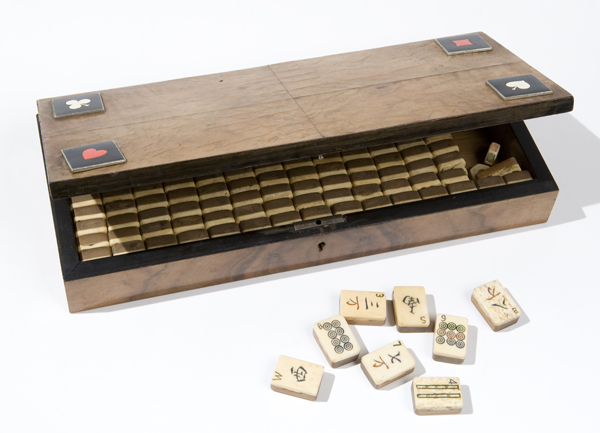 Gioco Mahjong, secolo XX