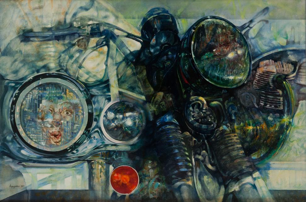 Nei fari, 1981