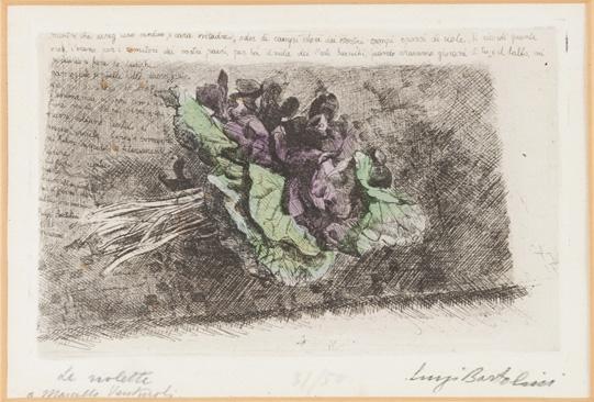 Le violette, (1936-1951)
