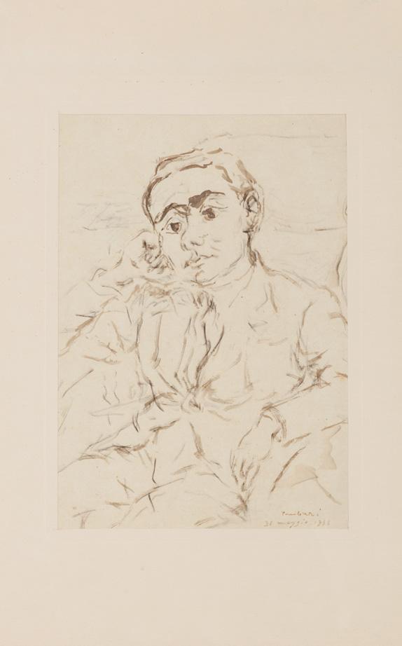 Ritratto di Brescianini, 1944