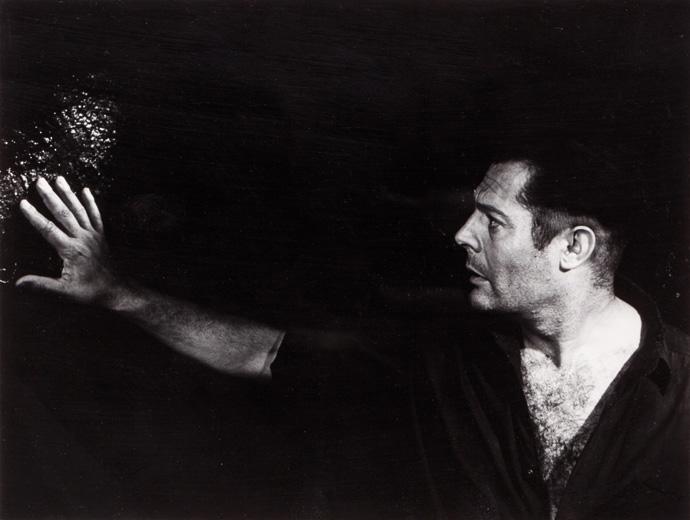 """Marcello Mastroianni """"Lo Straniero"""", 1967"""
