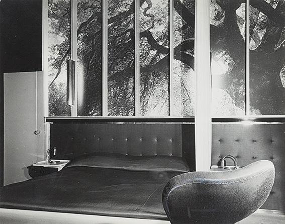 Casa Rivetti, 1949