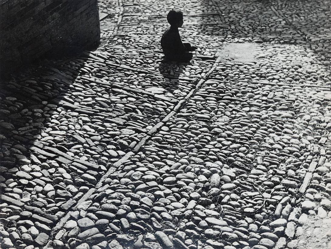 Viaggi in Puglia. Solo nel tramonto, ca. 1960