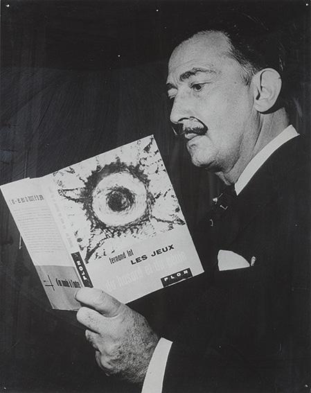 Salvador Dalì, ca. 1950