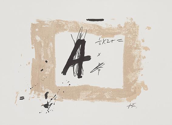 Lettera A, 1976