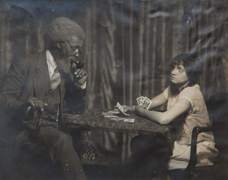 Card Players, 1929