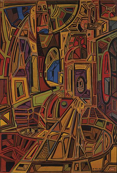 Composizione, 1950