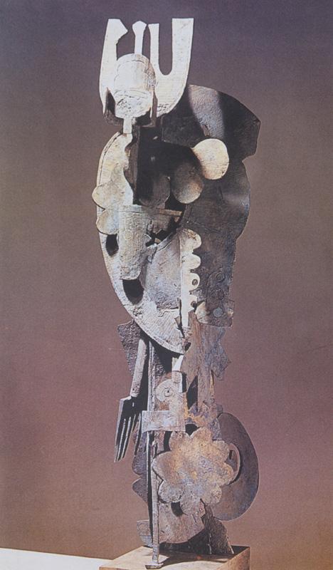 Suonatore di Sassofono, 1965