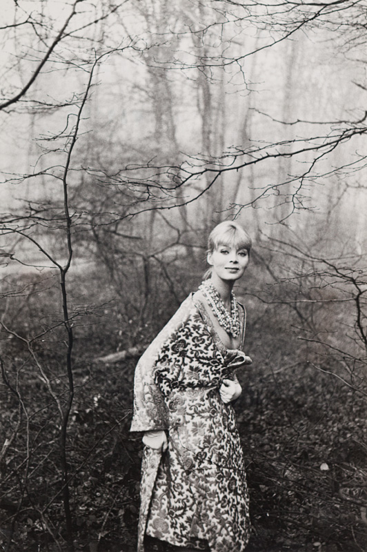 Nina Ricci dress, ca. 1970