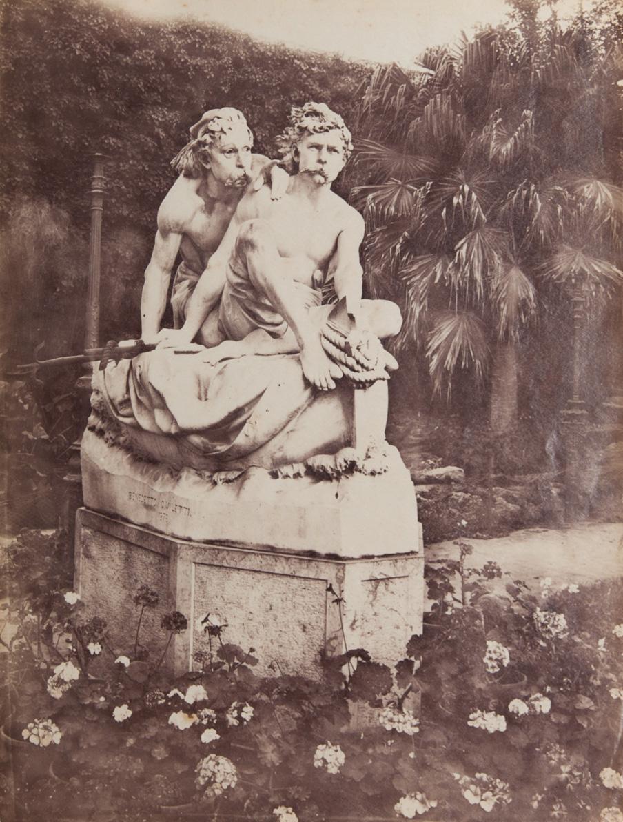 Sculpture, ca. 1900