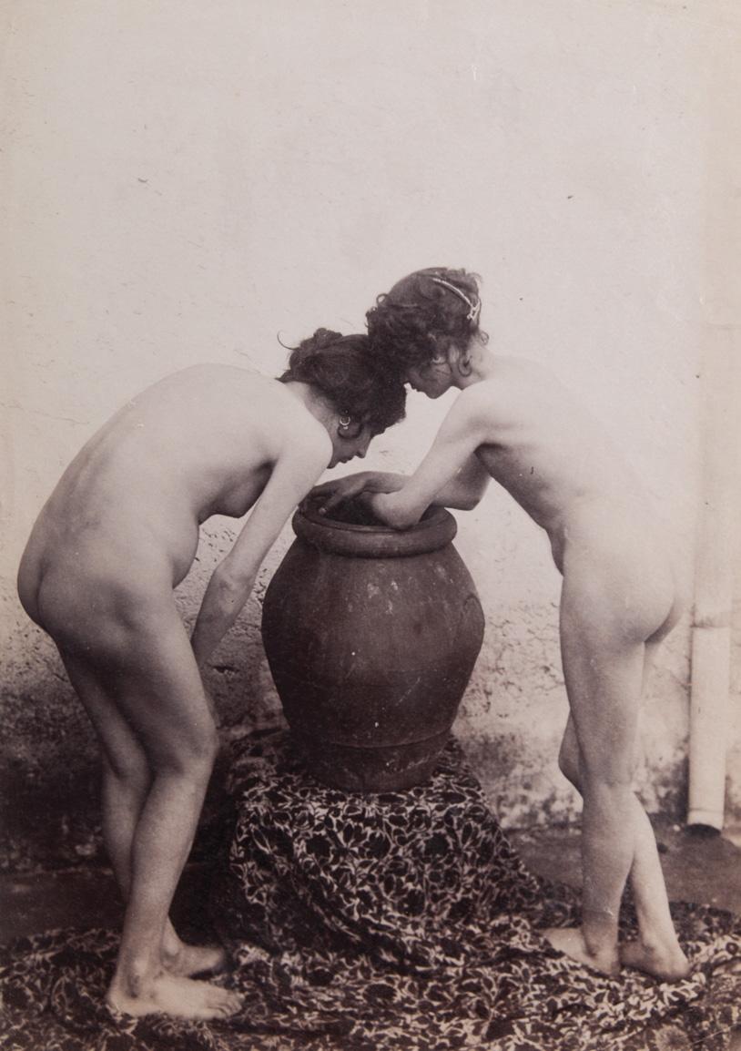 Nudes, ca. 1900
