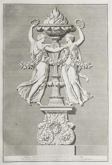 Alcune decorazioni di nobili sale ed altri ornamenti