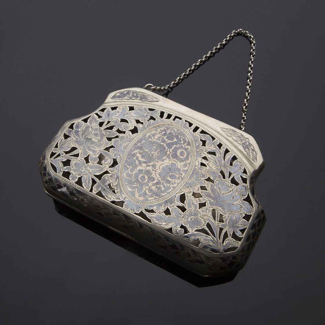 Borsetta in argento