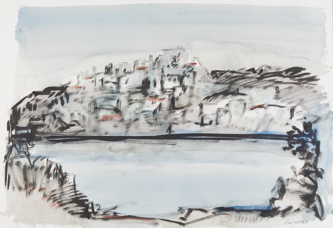 Paesaggio, 1962