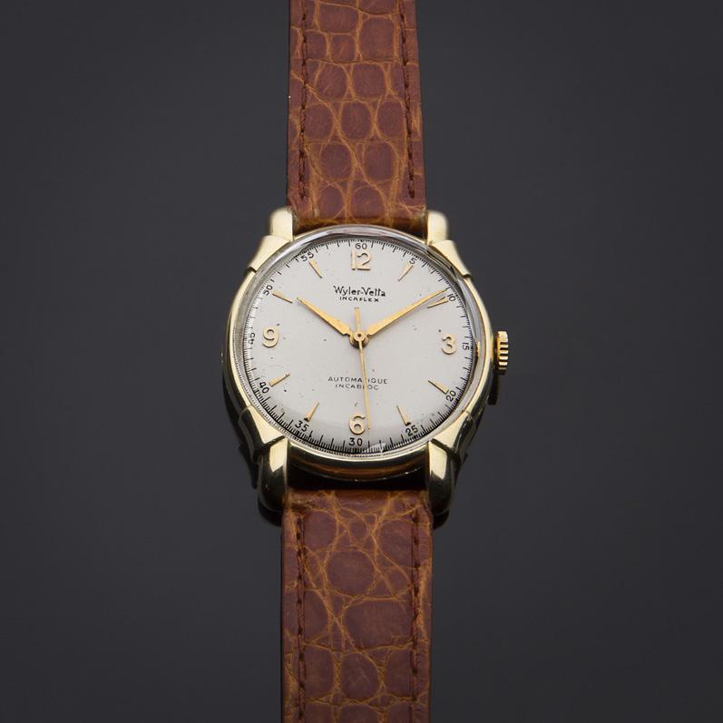 Orologio Wyler Vetta modello Incaflex