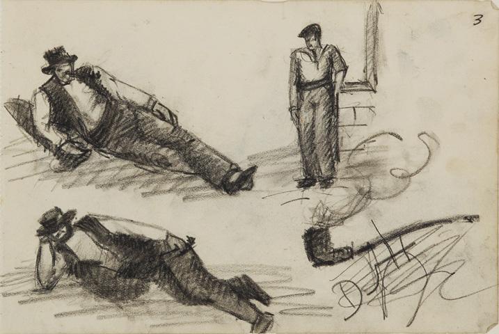 Figure e pipa, 1930
