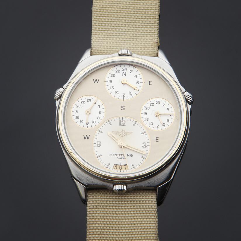 Orologio Bretling GMT