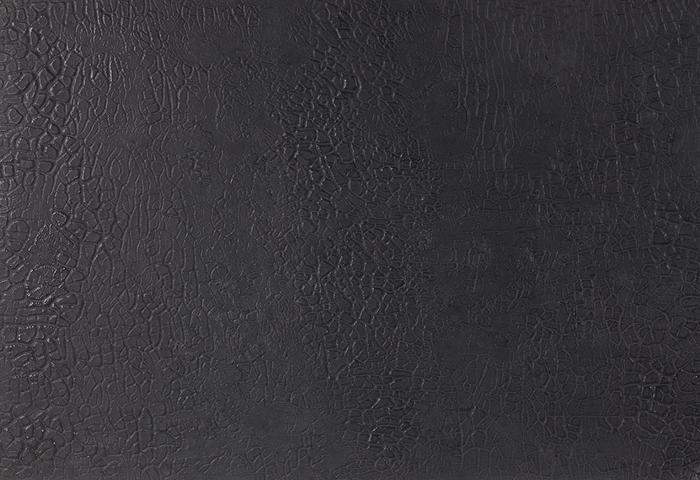 Cretto nero G, 1971
