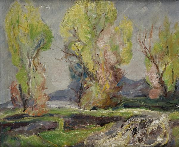 """""""Primavera"""", 1946"""