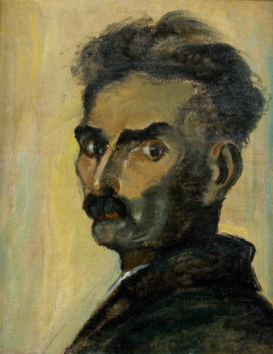 Ritratto d'uomo con baffi