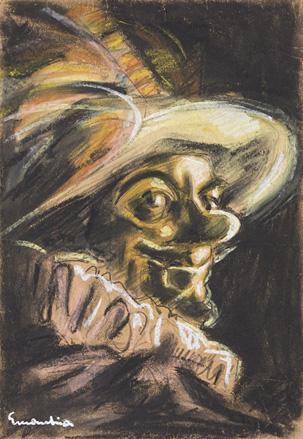 Maschera della Commedia dell'Arte