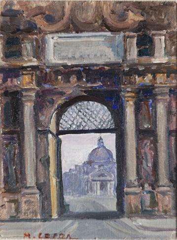 Roma, Porta Flaminia