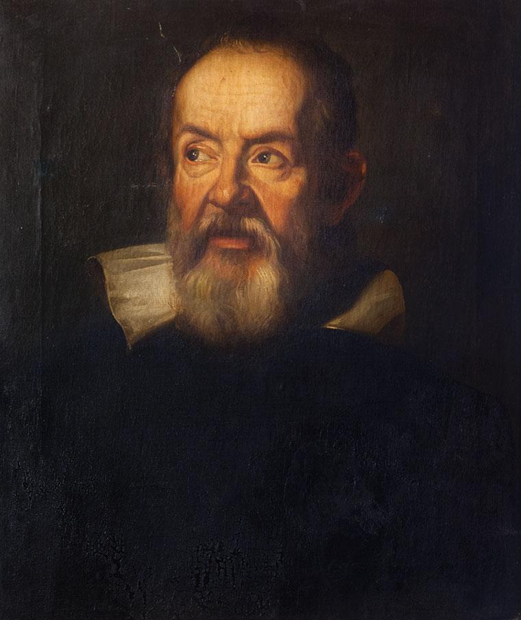 Ritratto di Galileo Galilei