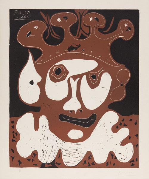 Tête de buffon – Carnaval, 1965