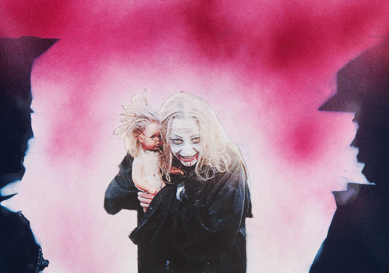 Omaggio a Gino de Dominicis – La nonna di Gino Vampirelli, 1990 – 2002