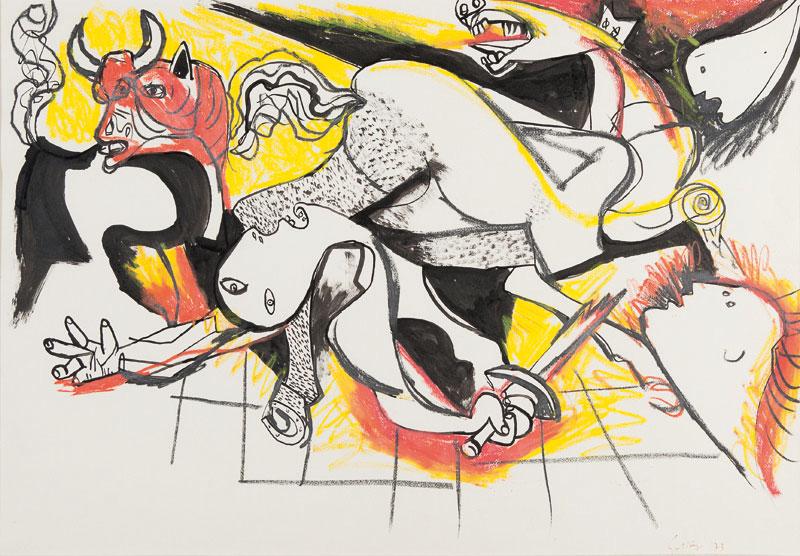 Da Guernica, 1973