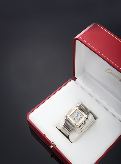 Orologio cronografo Cartier