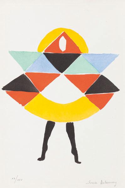Danseuse, 1969