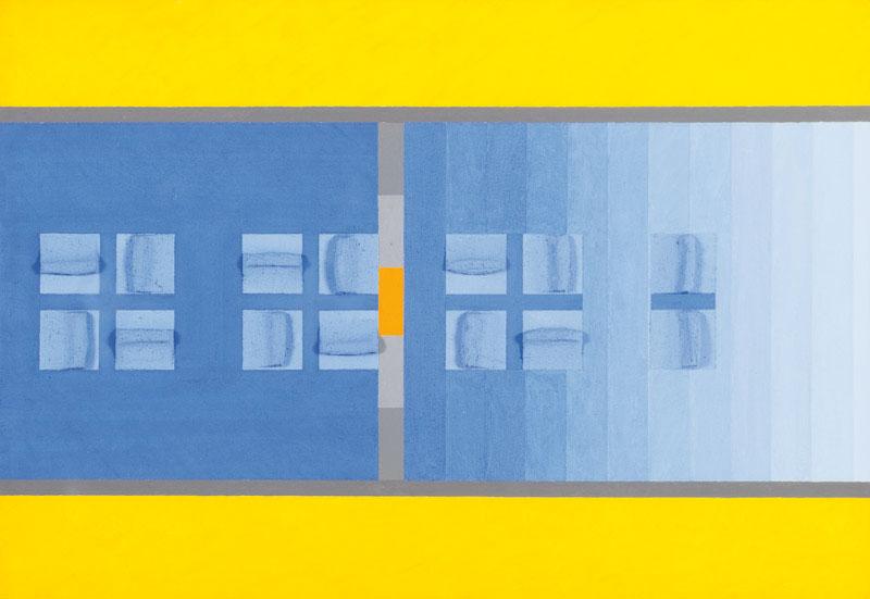 Espansione blu, 1965
