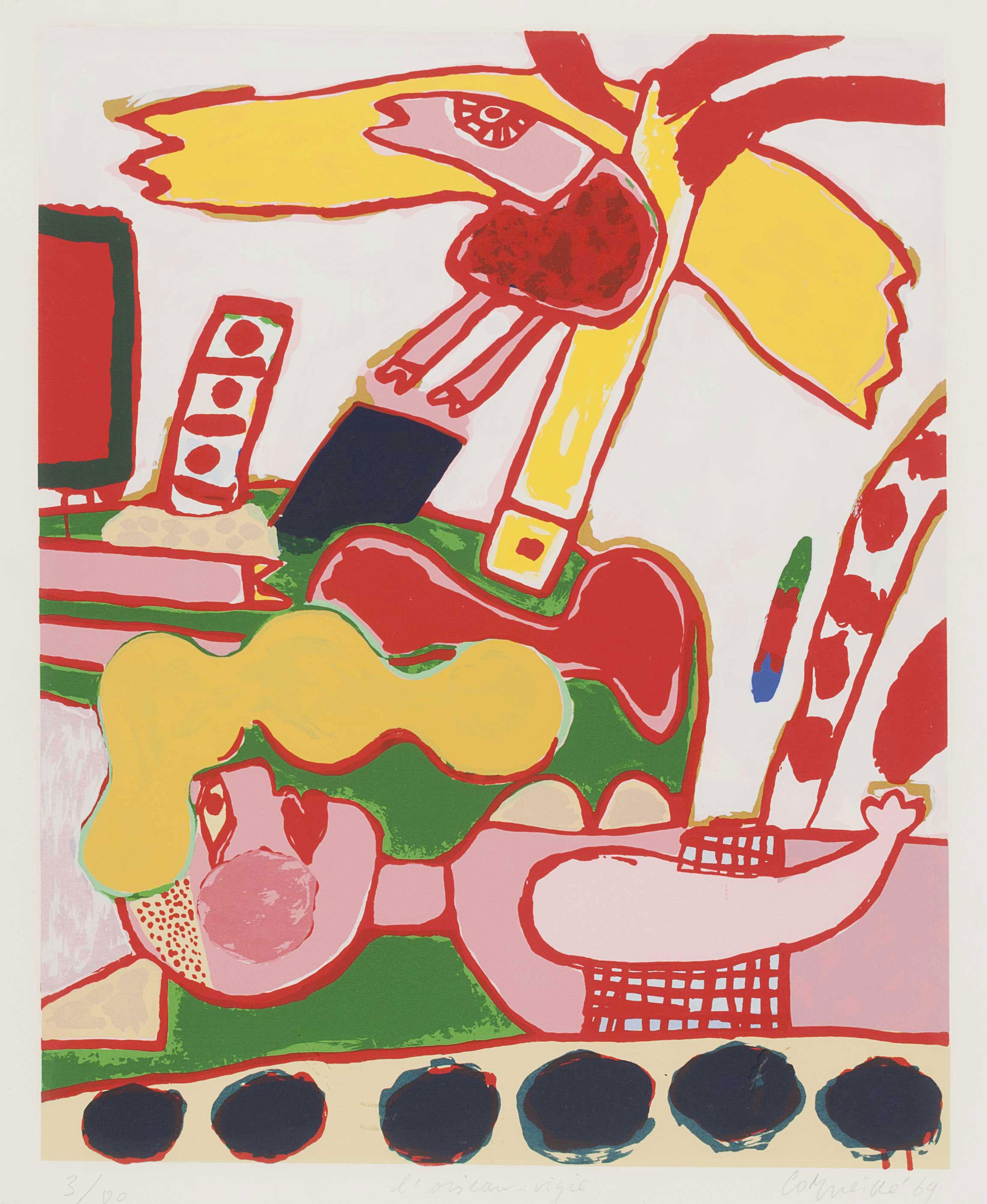 L'oiseau vigile, 1969