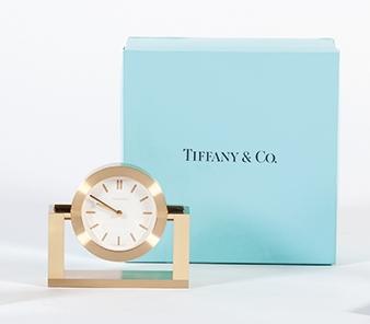 Orologio da tavolo tiffany co gioielli orologi for Orologio da tavolo thun