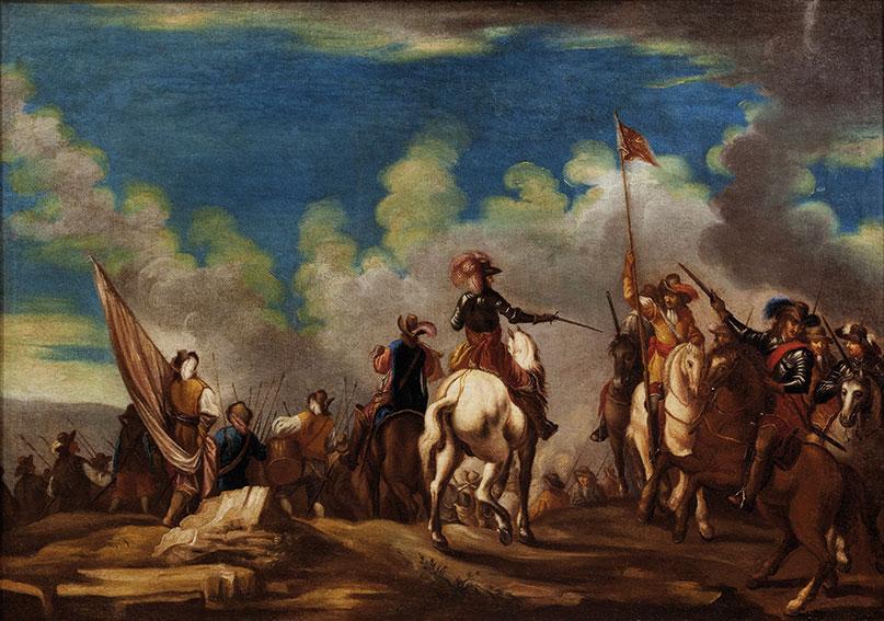 Manovre di cavalieri