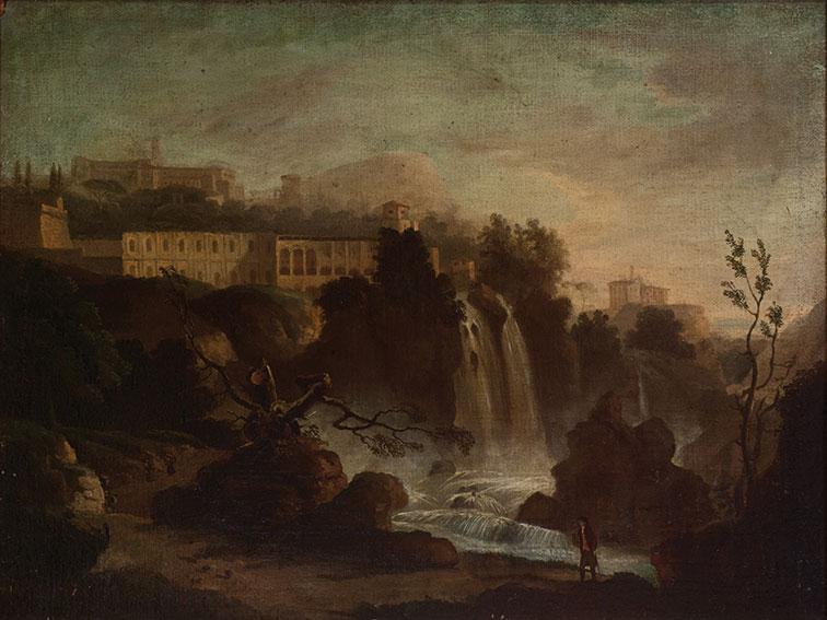 Le cascate di Tivoli