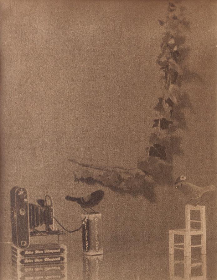 Il ritratto per la fidanzata, ca. 1930